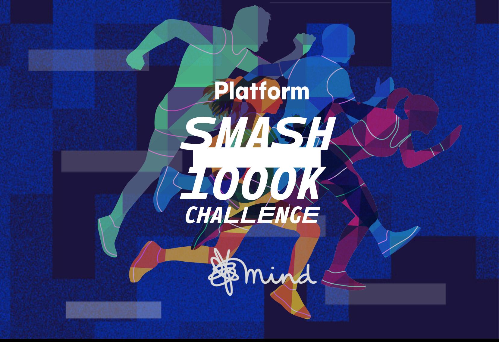 Platform Smash 100k Running Challenge